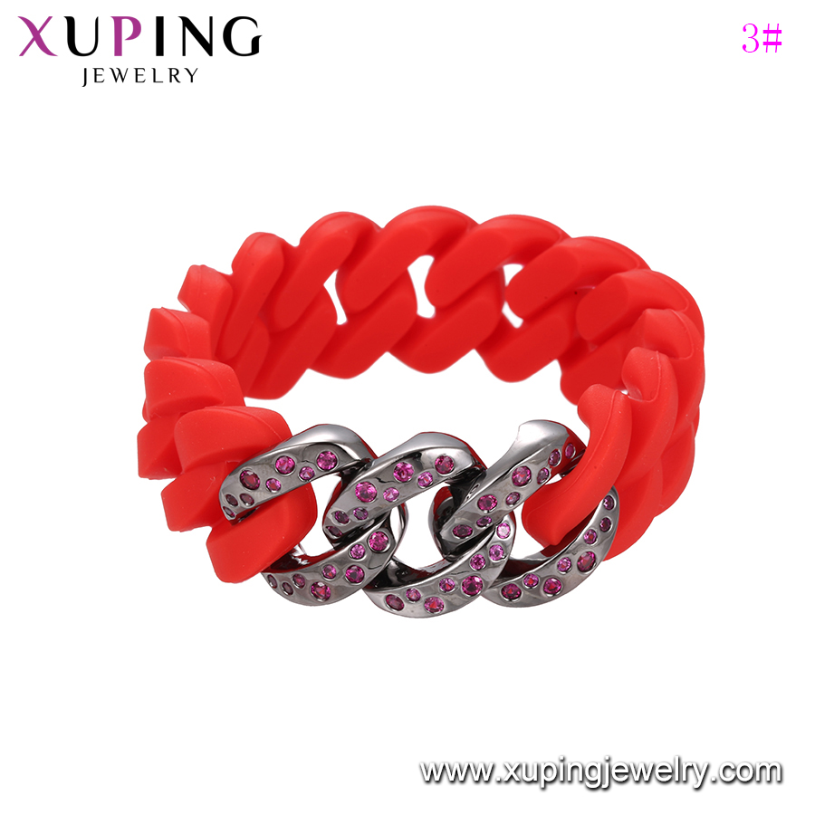 xuping fashion Rubbzz bangle (52039)