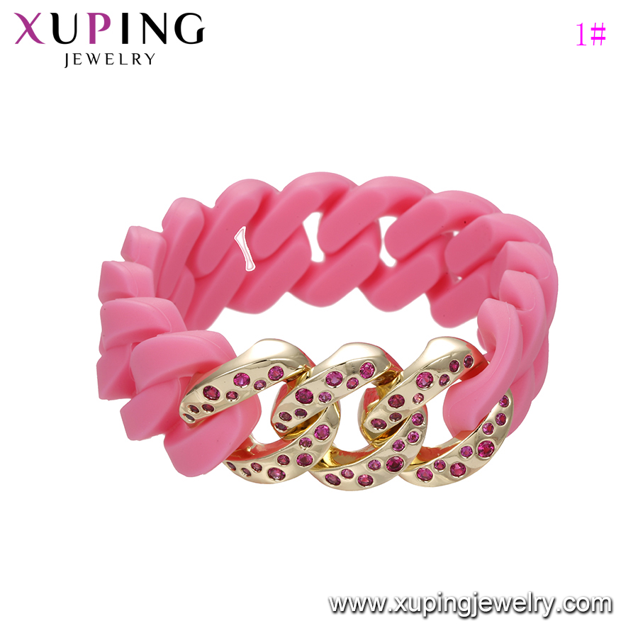 xuping fashion Rubbzz bangle (52040)