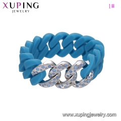 xuping fashion rubbzz bangle (52042)