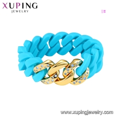 xuping fashion Rubbzz bangle (52251)