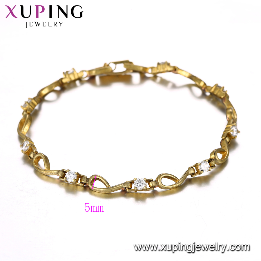 xuping fashion bracelet (copper bracelet-2)