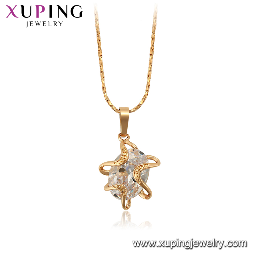 xuping elegant necklace (45548)