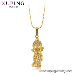 xuping elegant necklace (45555)