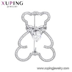 xuping fashion brooches (brooches-690)
